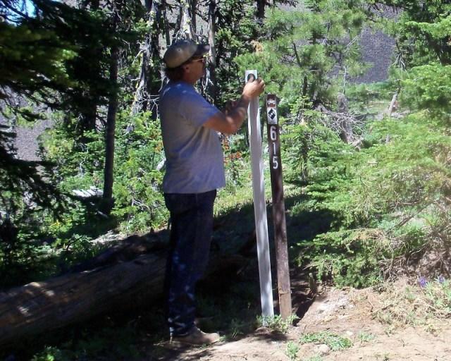 Photos: EWOR Ahtanum ORV Trail Maintenance Camp-out 24