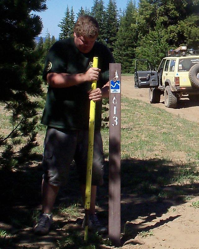Photos: EWOR Ahtanum ORV Trail Maintenance Camp-out 30