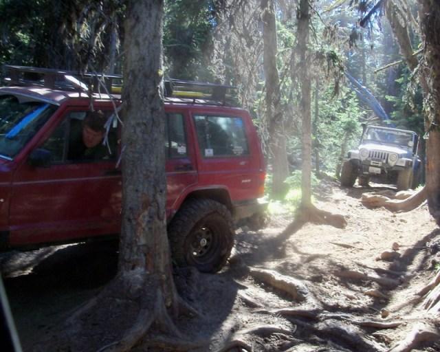 Photos: EWOR Ahtanum ORV Trail Maintenance Camp-out 31