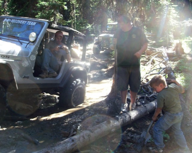 Photos: EWOR Ahtanum ORV Trail Maintenance Camp-out 32