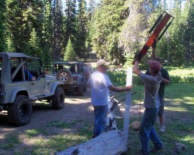 Photos: EWOR Ahtanum ORV Trail Maintenance Camp-out 34