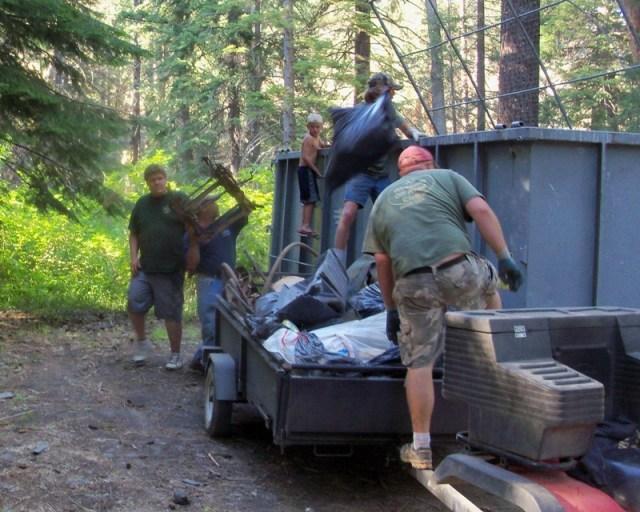 Photos: 2010 Ahtanum ORV Trails Clean-up 10