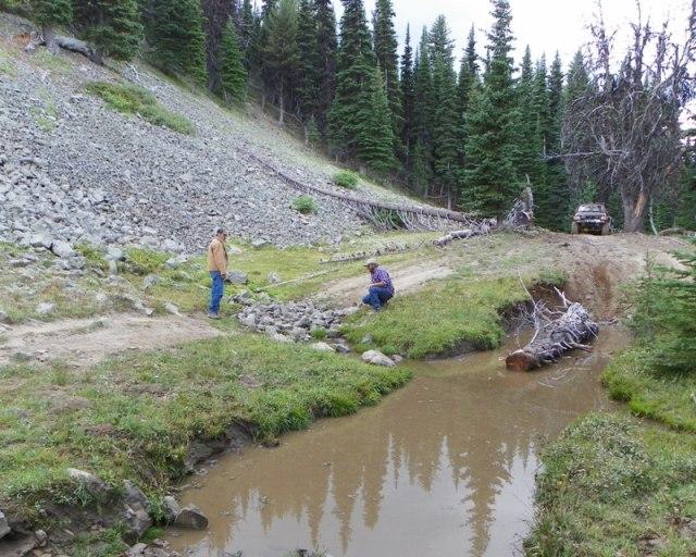 Photos: Trail 4W613 Work Day 30