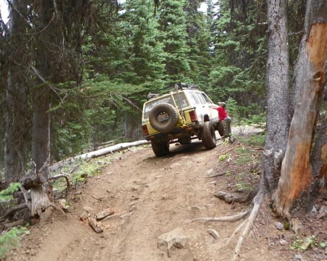 Photos: Trail 4W613 Work Day 43