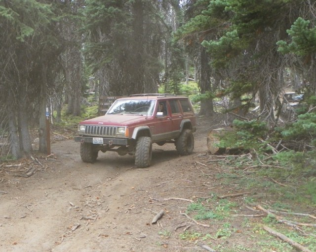 Photos: Trail 4W613 Work Day 44