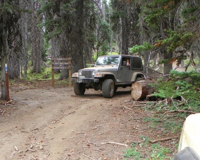 Photos: Trail 4W613 Work Day 47