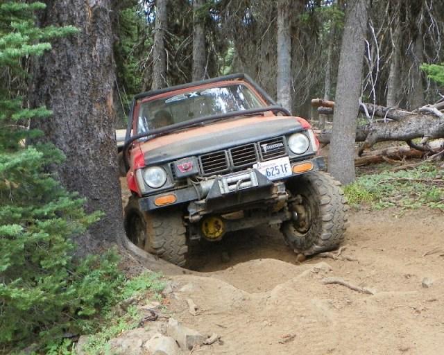 Photos: Trail 4W613 Work Day 53