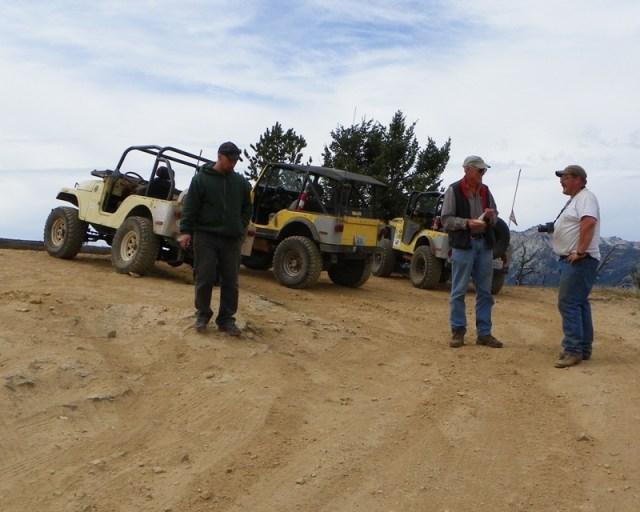 Photos: Yellow Jeep Run - Bethel Ridge 10