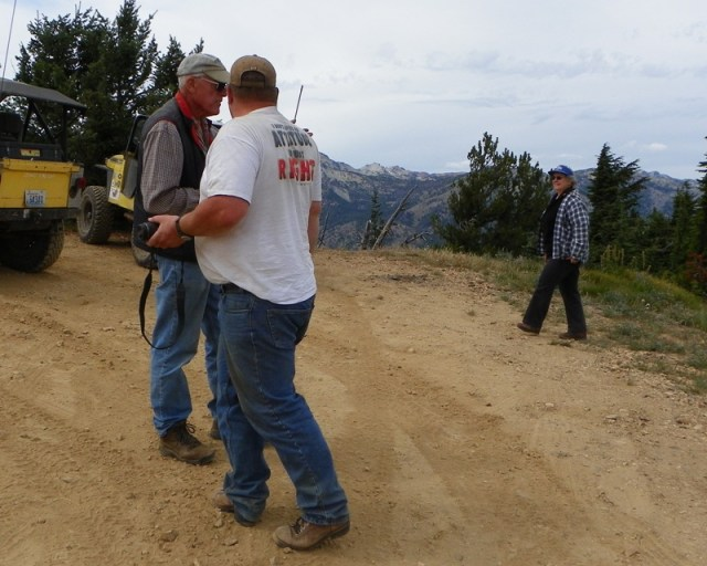 Photos: Yellow Jeep Run - Bethel Ridge 11