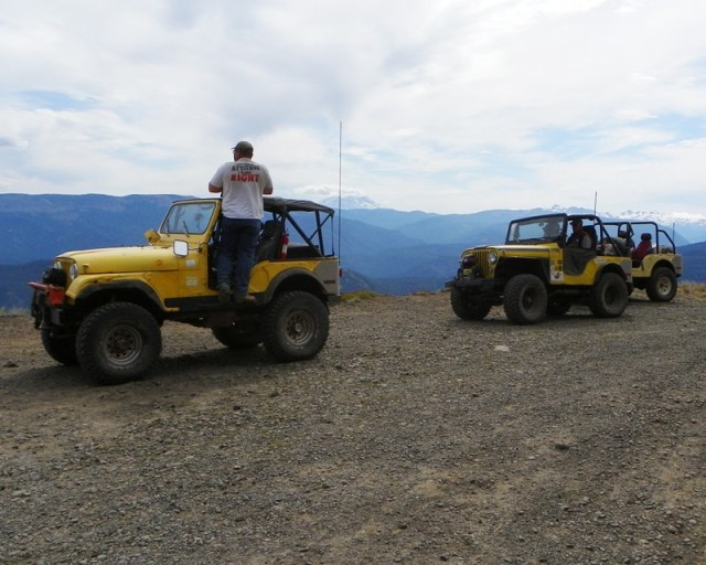 Photos: Yellow Jeep Run - Bethel Ridge 16