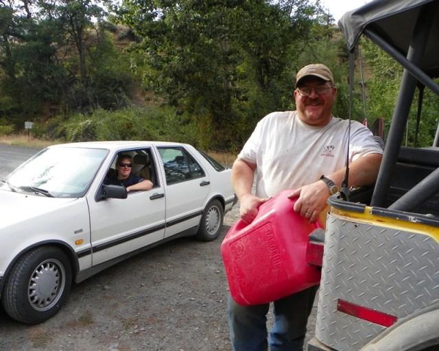 Photos: Yellow Jeep Run - Bethel Ridge 39