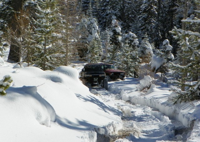 Photos: EWOR Thanksgiving 4x4 Run at the Ahtanum State Forest 22