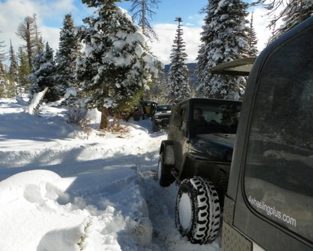 Photos: EWOR Thanksgiving 4x4 Run at the Ahtanum State Forest 30