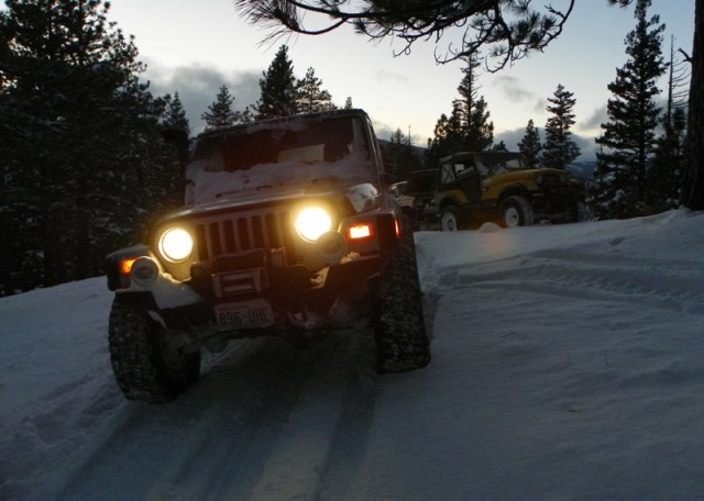 Photos: EWOR Thanksgiving 4x4 Run at the Ahtanum State Forest 59