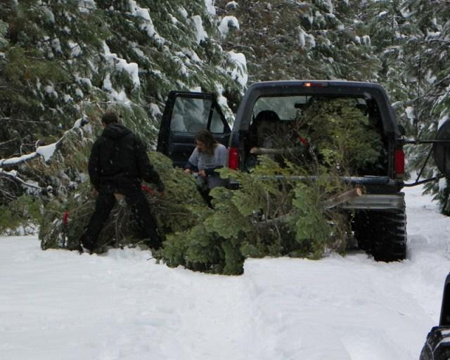 Photos: EWOR Christmas Tree Backroads Run at Rimrock 9