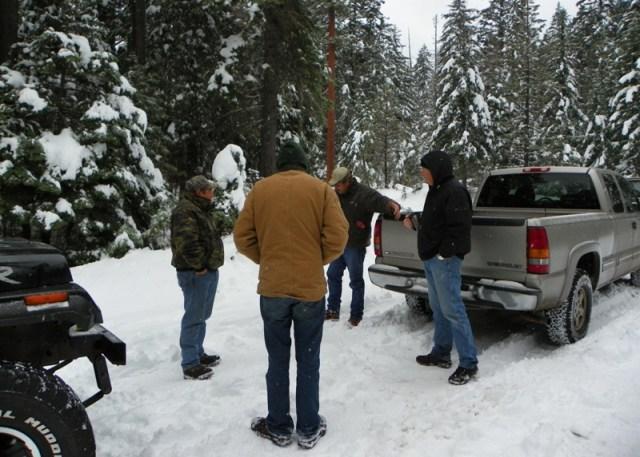 Photos: EWOR Christmas Tree Backroads Run at Rimrock 11