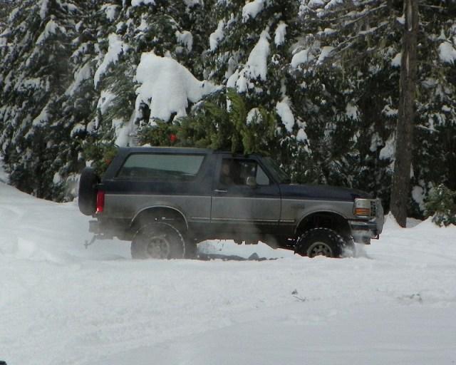 Photos: EWOR Christmas Tree Backroads Run at Rimrock 12