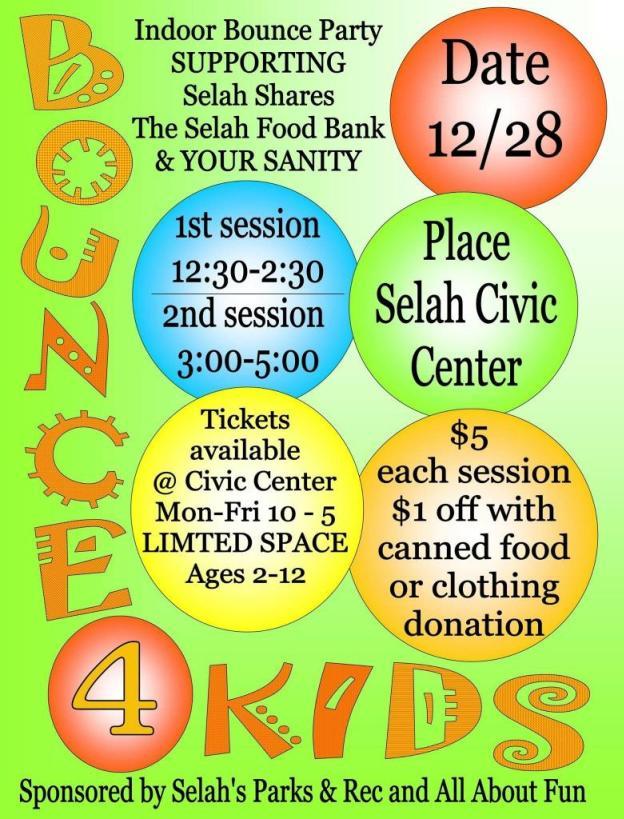 Bounce 4 Kids in Selah
