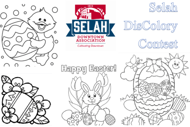 Click to download Selah DisColory Contest