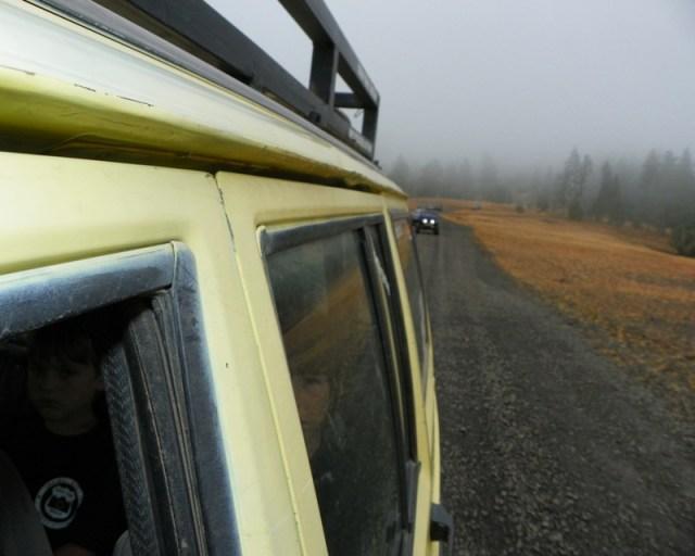 Photos: PNW4WDA Region 4 Pick Up A Mountain 7