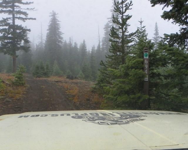 Photos: PNW4WDA Region 4 Pick Up A Mountain 18