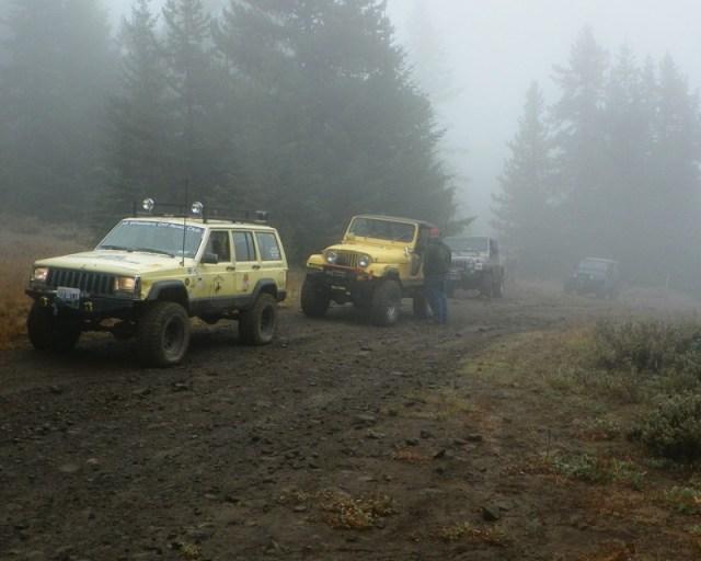 Photos: PNW4WDA Region 4 Pick Up A Mountain 23