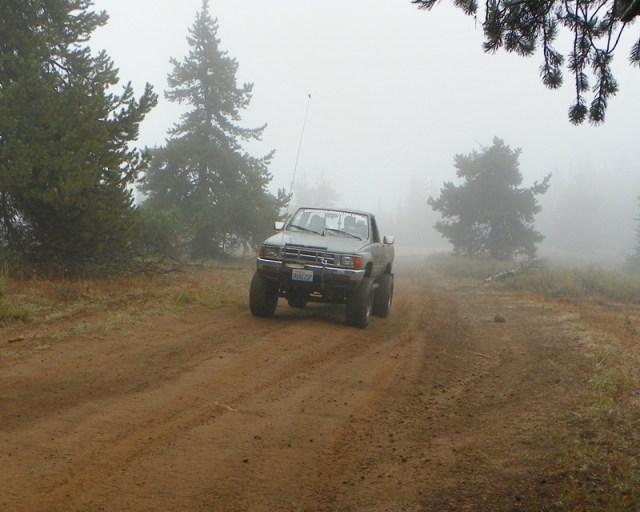 Photos: PNW4WDA Region 4 Pick Up A Mountain 25