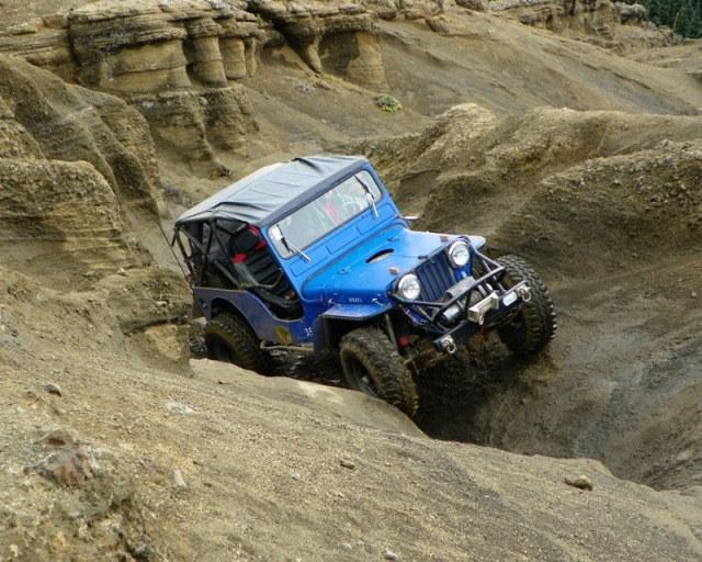 Photos: PNW4WDA Region 4 Pick Up A Mountain 48