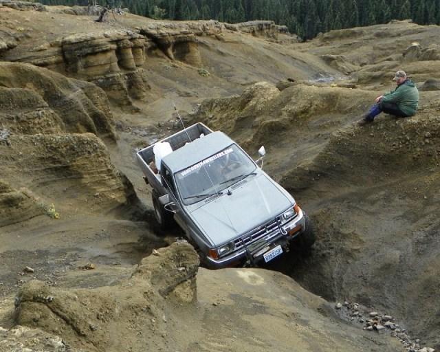 Photos: PNW4WDA Region 4 Pick Up A Mountain 51