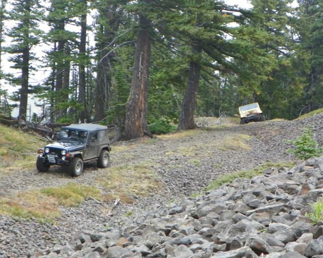 Photos: PNW4WDA Region 4 Pick Up A Mountain 59