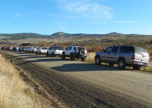 Photos: Pacific Northwest Backroad Adventures North Colockum Tour 2