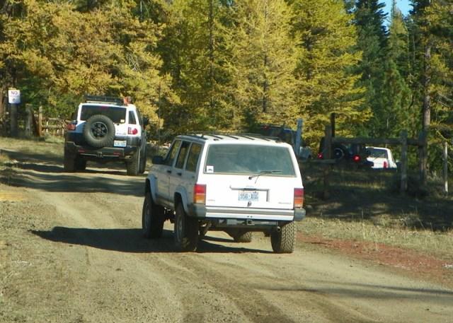 Photos: Pacific Northwest Backroad Adventures North Colockum Tour 7