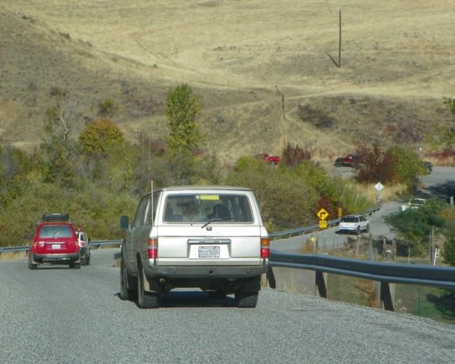 Photos: Pacific Northwest Backroad Adventures North Colockum Tour 23