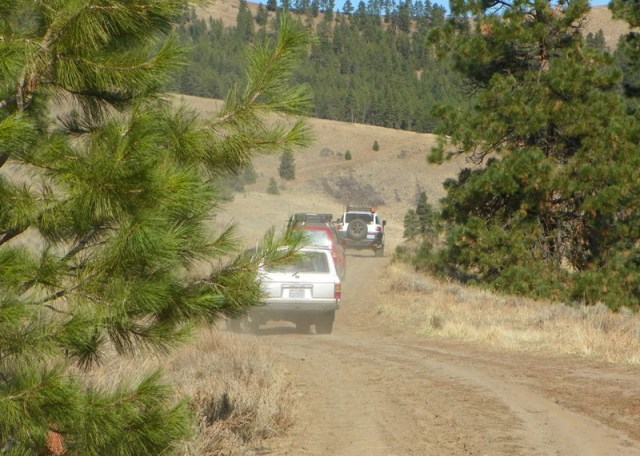Photos: Pacific Northwest Backroad Adventures North Colockum Tour 30