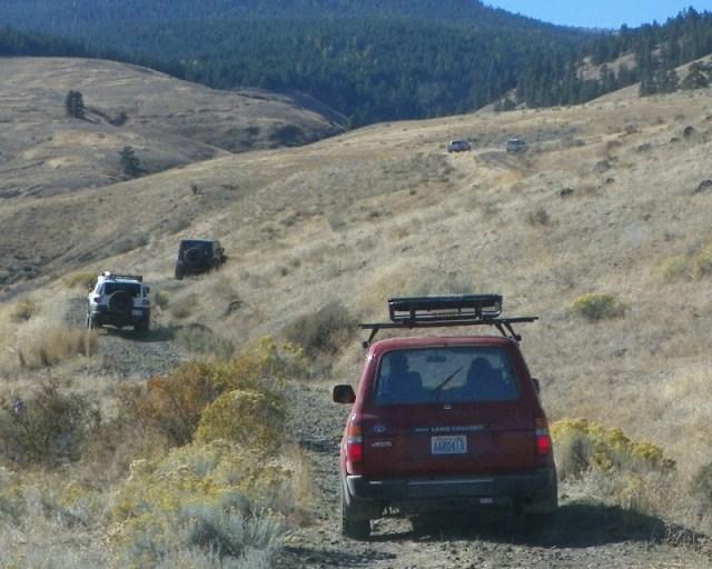 Photos: Pacific Northwest Backroad Adventures North Colockum Tour 53