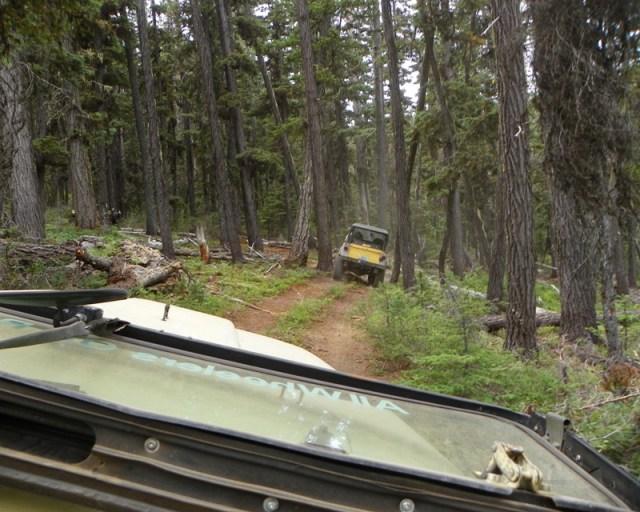 Photos: Yellow Jeep Run - Little Rattlesnake 27