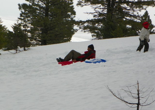 Photos: EWOR Sledding Backroads Run at the Ahtanum State Forest 25
