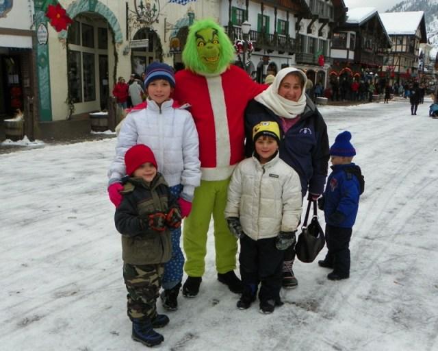 Photos: EWA Road Trip - Leavenworth Christmas Lighting Festival 13