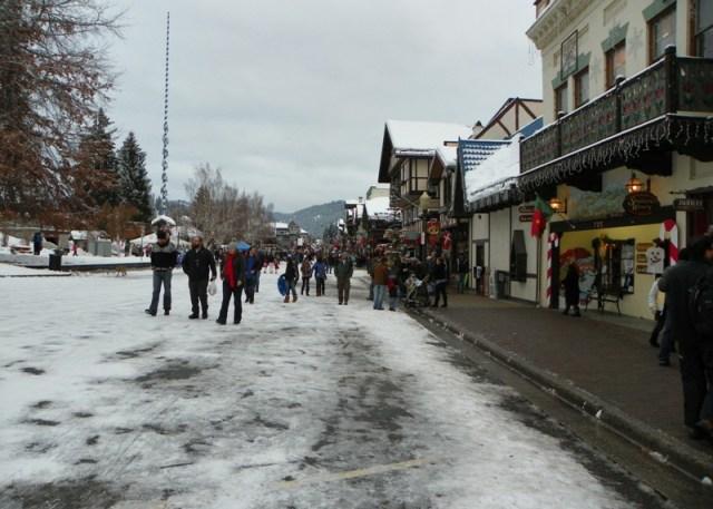 Photos: EWA Road Trip - Leavenworth Christmas Lighting Festival 19