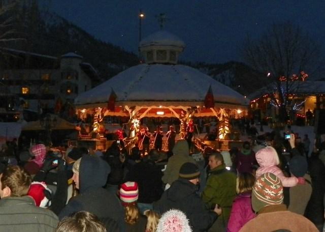 Photos: EWA Road Trip - Leavenworth Christmas Lighting Festival 26