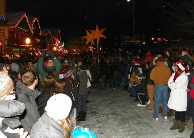 Photos: EWA Road Trip - Leavenworth Christmas Lighting Festival 27