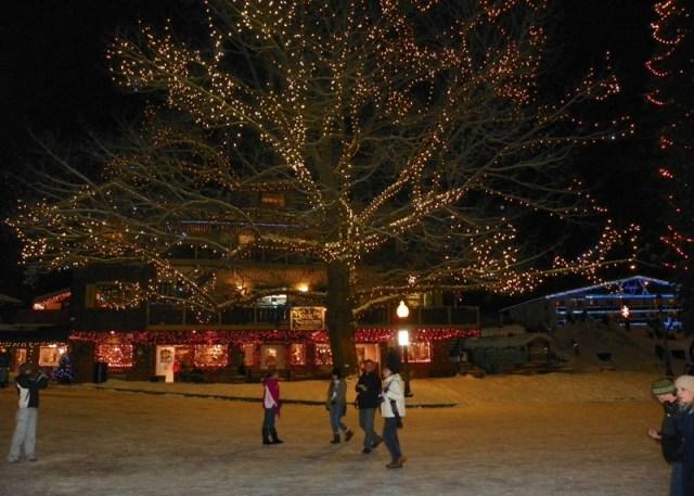 Photos: EWA Road Trip - Leavenworth Christmas Lighting Festival 32