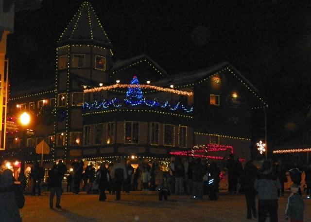 Photos: EWA Road Trip - Leavenworth Christmas Lighting Festival 33
