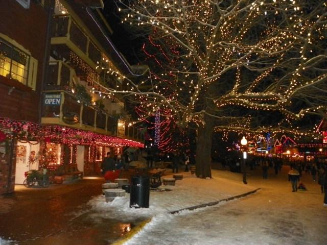 Photos: EWA Road Trip - Leavenworth Christmas Lighting Festival 37