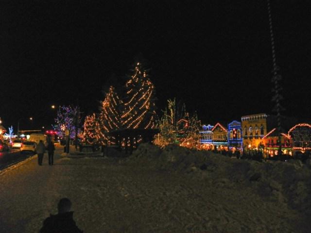 Photos: EWA Road Trip - Leavenworth Christmas Lighting Festival 40