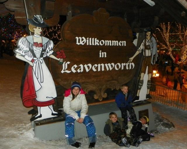 Photos: EWA Road Trip - Leavenworth Christmas Lighting Festival 45