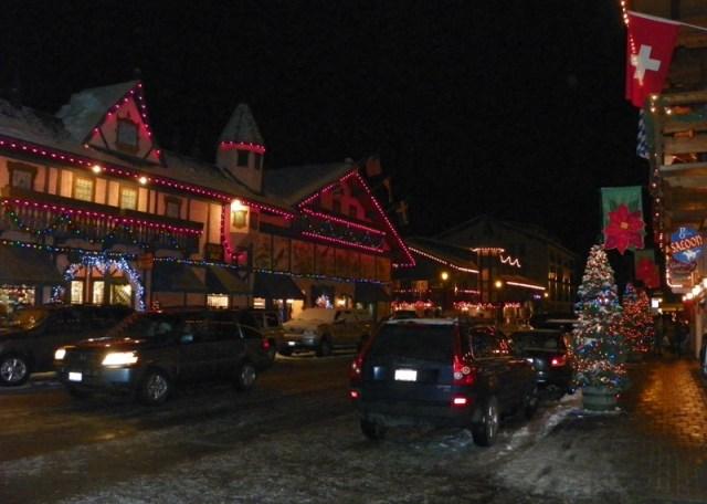 Photos: EWA Road Trip - Leavenworth Christmas Lighting Festival 48