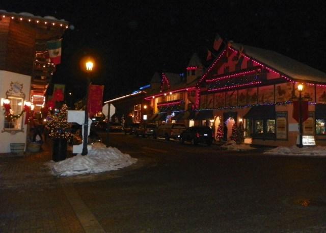 Photos: EWA Road Trip - Leavenworth Christmas Lighting Festival 50
