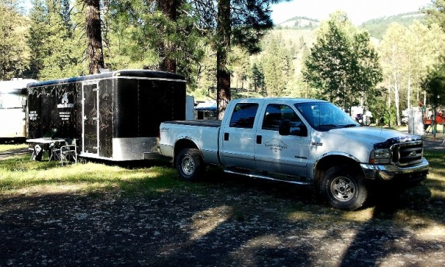 Pacific Northwest 4 Wheel Drive Association's 2011 Trail Jamboree – Day 1 of 5 2