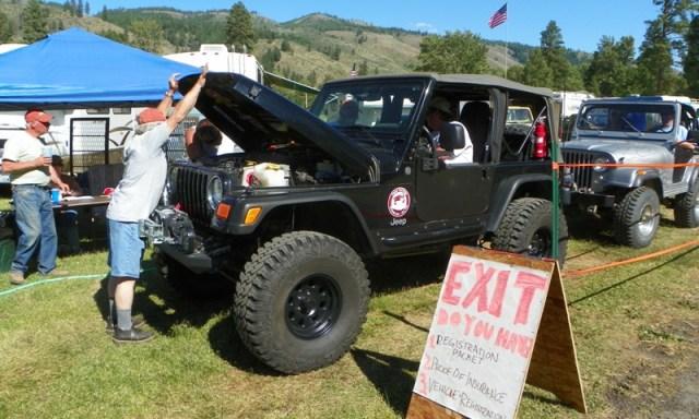 Pacific Northwest 4 Wheel Drive Association's 2011 Trail Jamboree – Day 1 of 5 5